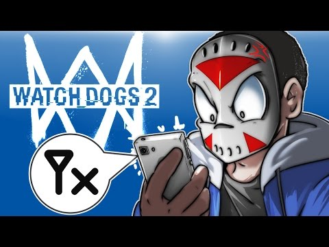 Thumbnail: Watch Dogs 2 - MULTIPLAYER & RANDOM FUNNY MOMENTS! (Goofing Around!)