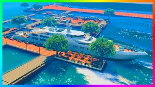 Over $10,000,000 GTA 5 Yacht, GTA 6 Rumors, Fallout 4 & MORE! - MrBossFTW QnA (GTA 5 Gameplay)