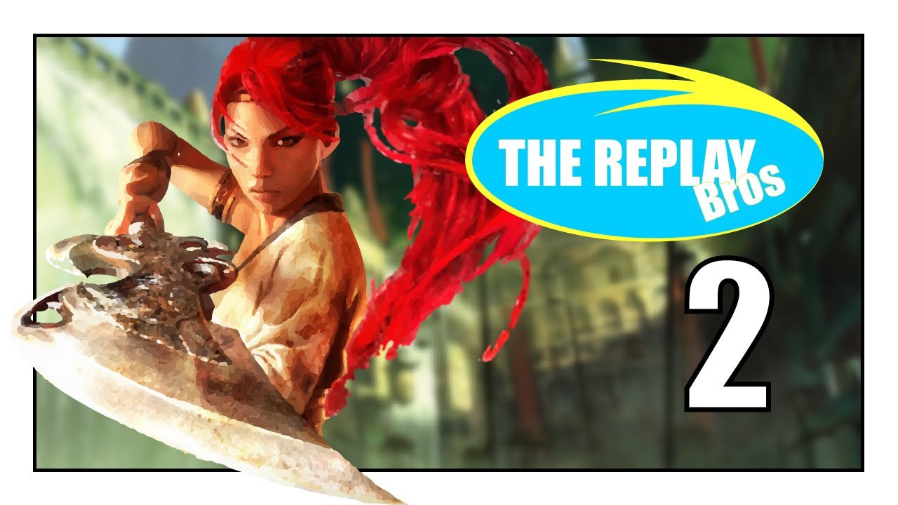 Heavenly Sword - Ep  2 - Twing Twang Time!