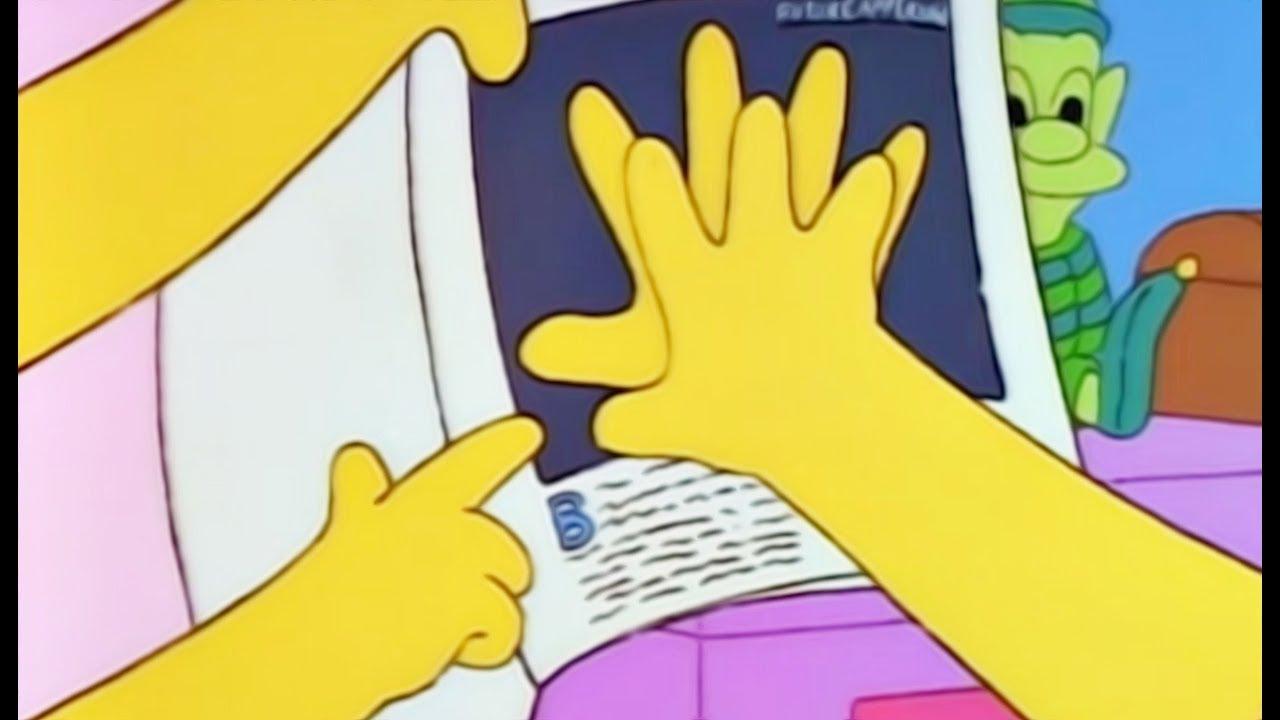 Reptilian HANDS REPORTERS