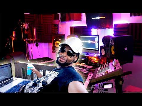 How I Start My Day In The Studio | EP. 2 Pandora Radio Meeting & Mixing