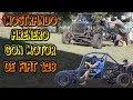 Radialero Team - Mostrando Arenero Con Motor Fiat 128