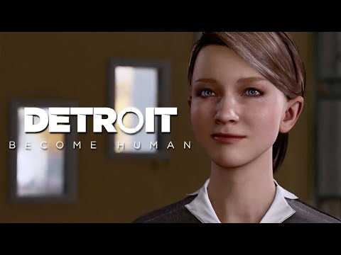 Detroit: Become Human Gameplay Trailer | Paris Games Week 2017