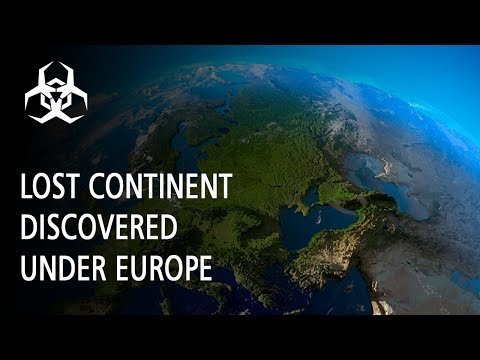 Lost Continent Discovered Under Europe