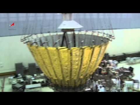 Радиоастрон начал работу / RadioAstron or Spektr R