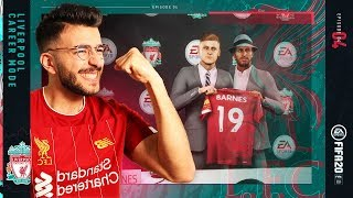 signing englands best rising talents fifa 20 liverpool career mode 4