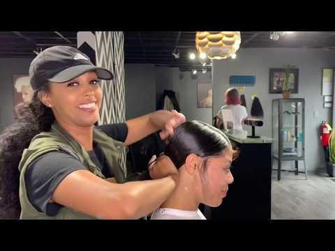 detailed-sleek-ponytail-on-short-hair