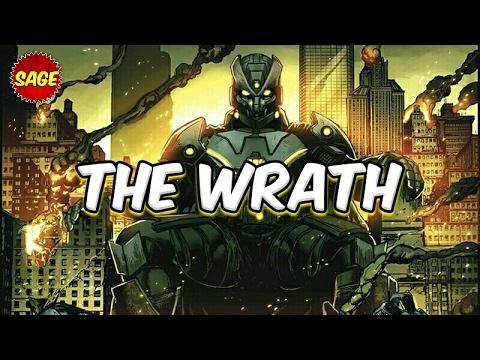 Who is DC Comics Wrath? Anti-Batman Original.