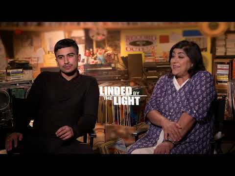 Gurinder Chadha & Aaron Phagura Discuss Blinded By The Light 2019