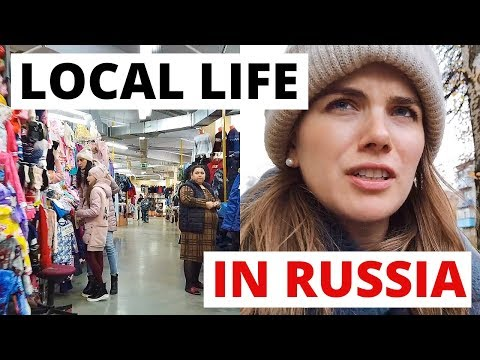 TOURIST CENTRAL TO RUSSIAN SMALL TOWN | Nizhny Novgorod + Bor