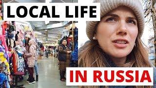TOURIST ATTRACTIONS + LOCAL LIFE IN NIZHNY NOVGORO...