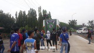 Snex Mania Sambut Bonek Estafet Di Semarang