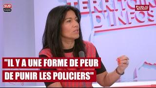 Samia Ghali : « Il y a une forme de peur de punir les policiers »
