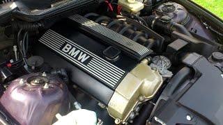 Wymiana odmy w silniku BMW M52b...