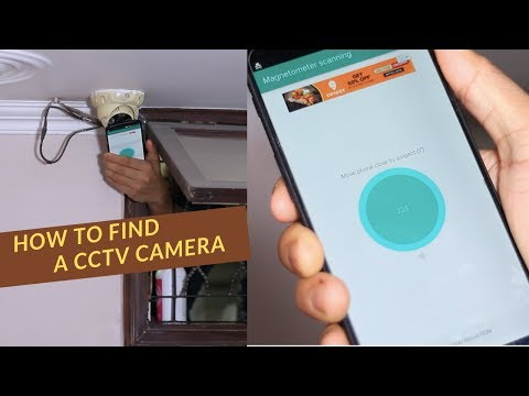 Locate Any Hidden Camera Near You!