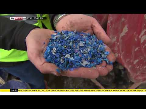 China's 'had enough' of UK's waste plastic - Rebecca Williams reports
