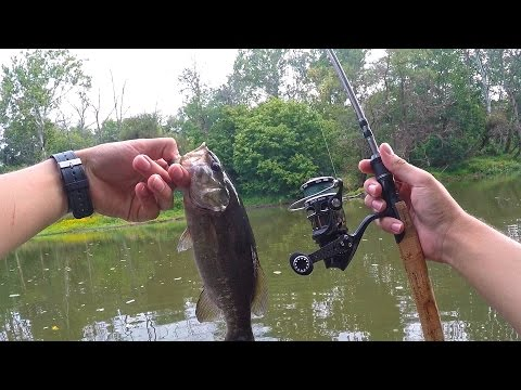 GoPro Fishing: Prarie Oaks And The Little Darby