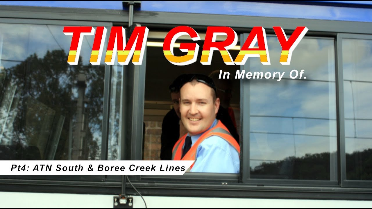 SRF363: PT4 ATN MAIN SOUTH & BOREE CREEK BRANCH (A TRIBUTE TO TIM GRAY)