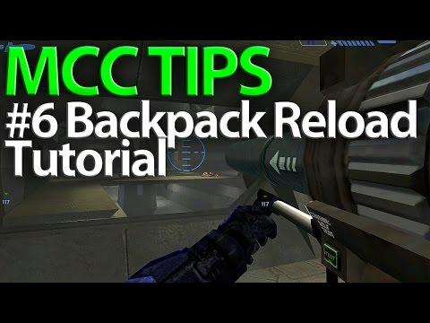 MCC Tips #6 Backpack Reload Tutorial   How to Backpack Reload 60FPS Halo Tips & Tricks