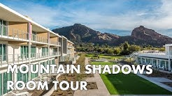 LUXURY IN PARADISE VALLEY - Mountain Shadows resort room tour