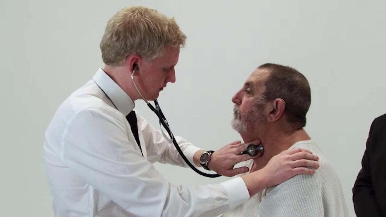 Examination 5: Thyroid Examination OSCE - Talley & O ...