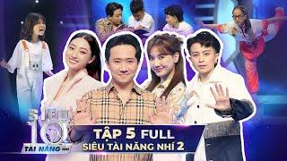 Siêu Tài Năng Nhí Mùa 2 Tập 5 Full HD