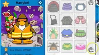 Free Ultra Rare Club Penguin Mega Account With Lots Of Unlocked Items