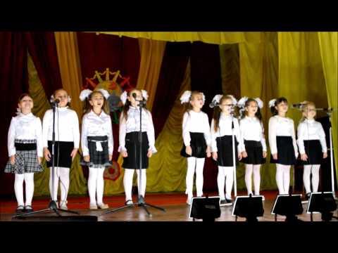 Песня-Мы поем сейчас для вас (младший хор ИДШИ)