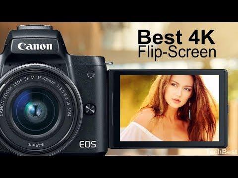 Best 4K Vlogging Cameras (Flip-screen) 2018 - Top 5