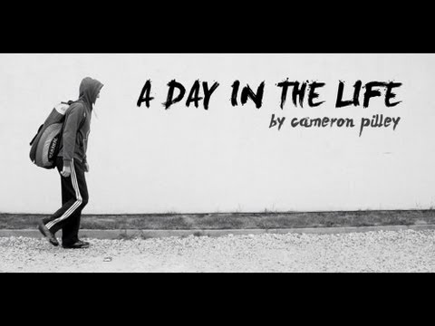 A Day in the Life of Squash Player - Cameron Pilley