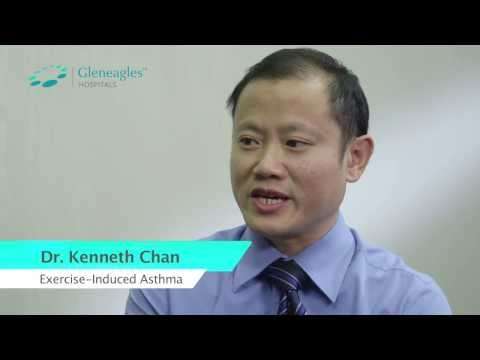 Exercise-Induced Asthma (Trailer) - Dr Kenneth Chan Ping Wah