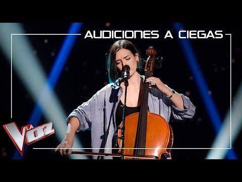 Keila García canta 'Lost on you' | Audiciones a ciegas | La Voz Antena 3 2019