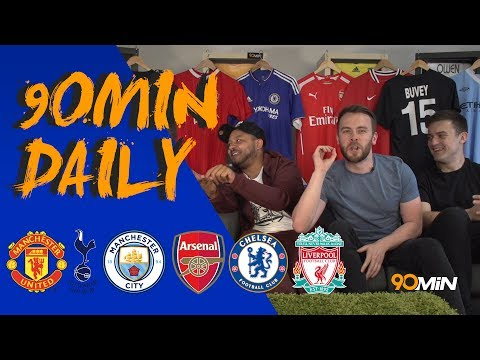 Kyle Walker on the way to Man City!? | Guardiola or Mourinho, who would you have for a season? Daily