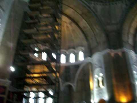 St Sava Cathedral interior 1