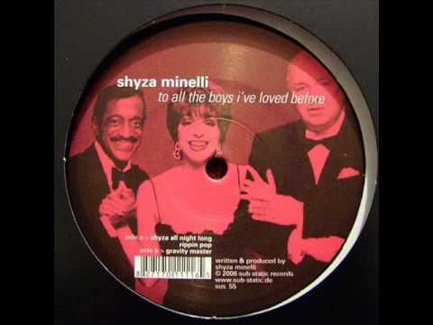 Shyza Minelli - Shyza All Night Long
