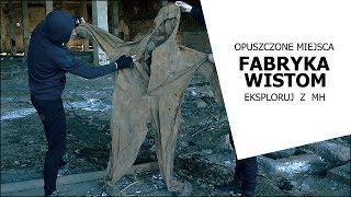 """TAJEMNICE FABRYKI WISTOM - EXPLORACJA MH [#5] - KRYPTONIM - """"UNKNOWN"""""""