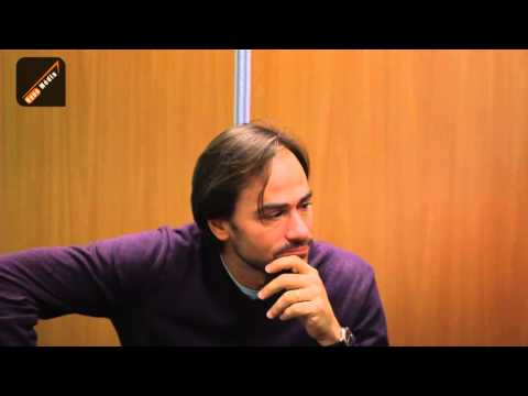 Interview Damien Boisseau au TGS 2014, Acteur et Doubleur