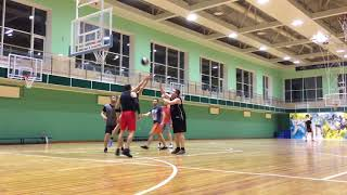 Баскетбол (2.10.19)