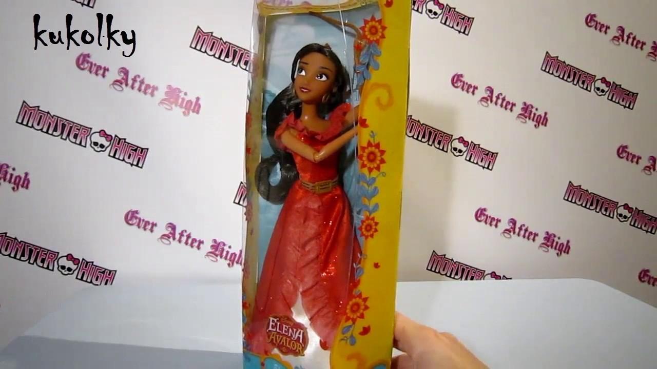 Кукла Disney Princess - Рапунцель со светящимися волосами - YouTube