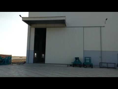 INDUSTRIAL SLIDING GATE AUTOMATION - AUTOMATIC SLIDING GATE - INDUSTRIAL ENTRANCE AUTOMATION