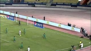 Zamalek vs Africa Sports - 2012 CAF Champions League