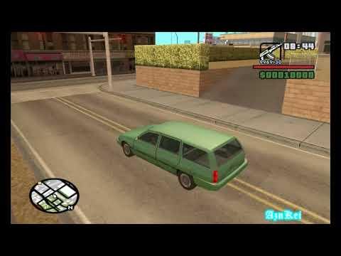 GTA San Andreas DYOM: [Grimlock] Grove Street For Life (part9) (720p)