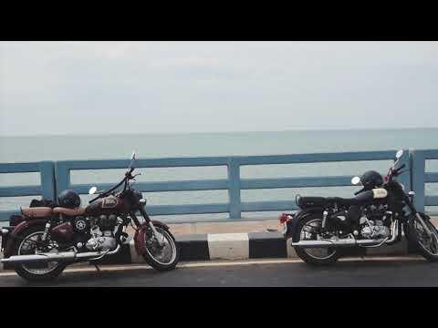 Madurai-Dhaanushkodi Travel video || Jibin Samuel || French Fries media ||