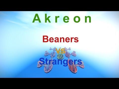Scrimms CR: Beaners vs Strangers - Mapa: Akreon (3/3)