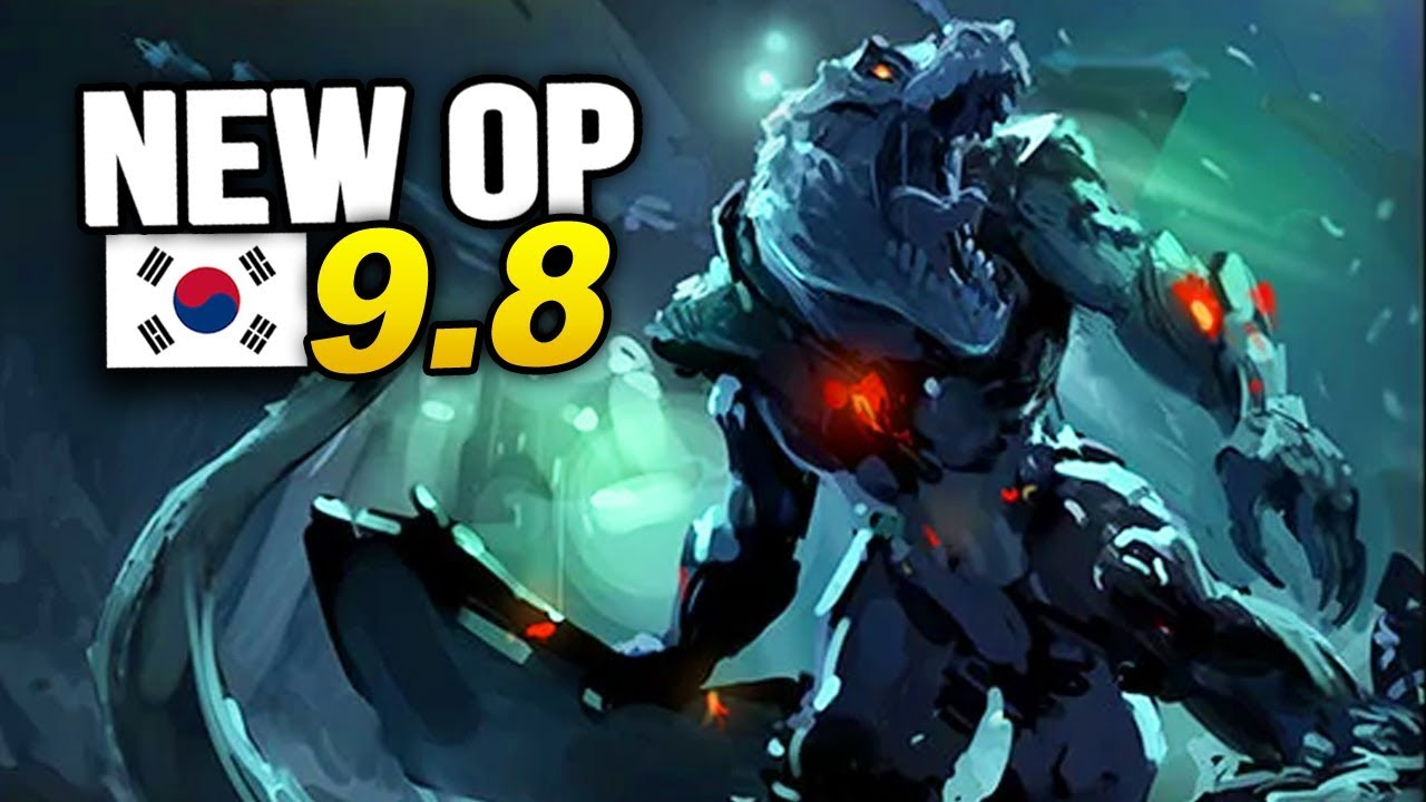 10 New OP Builds and Champs in Korea Patch 9 8 SEASON 9 (League of Legends)
