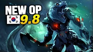10 New OP Builds and Champs in Korea Patch 9.8 SEASON 9 (League of Legends)