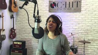 "Kelly Clarkson ""Piece by piece"" American idol cover by Jessica Cabral"