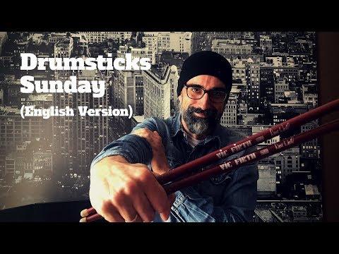 Drumsticks Sunday (Week 59): VicFirth Signature Dave Weckl - English Version