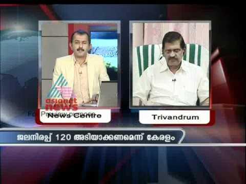 Mullaperiyar  Dam issue: News Hour Nov 23,2011 Part 1