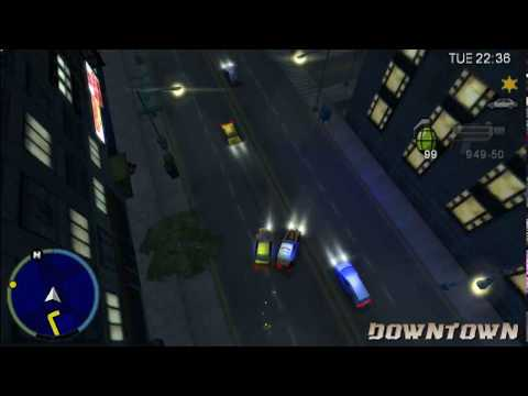 GTA: CHINATOWN WARS GAMEPLAY PART 3 [HD 720P]